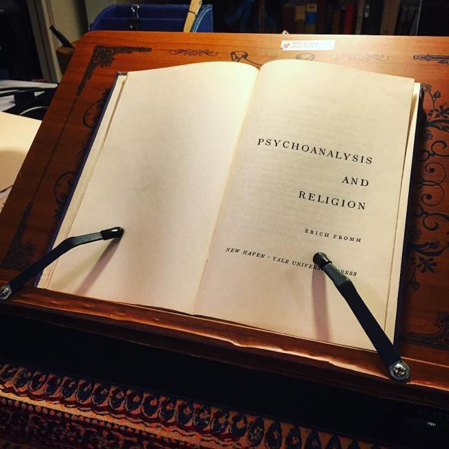 Erich Fromm_Psychoanalysis_Religion